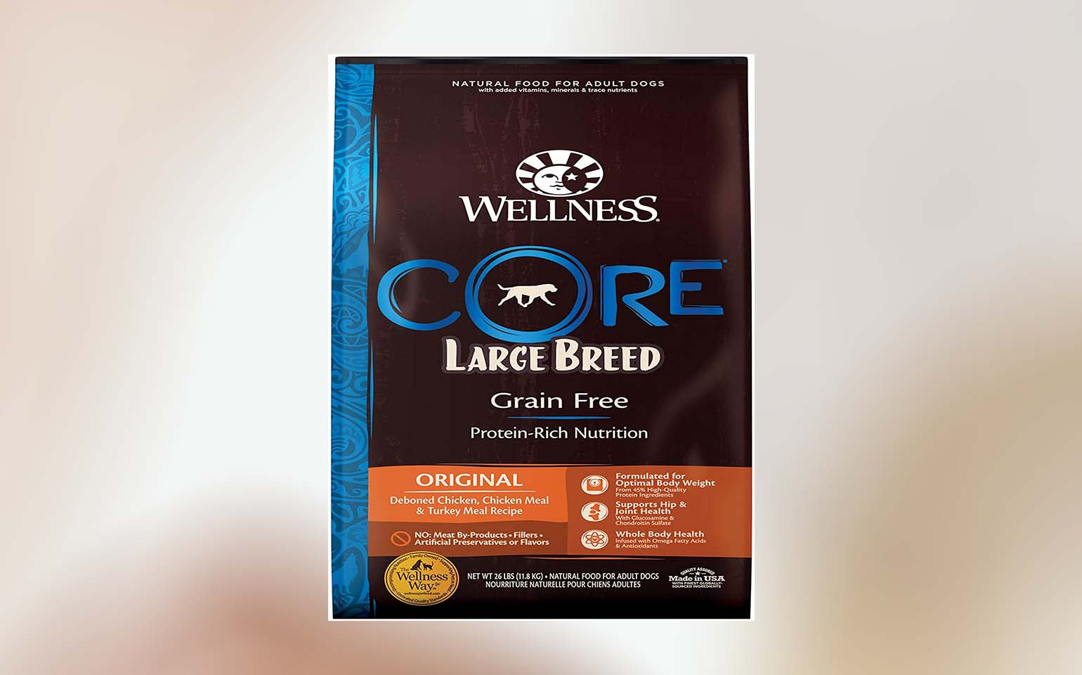 best-dog-food-for-labs