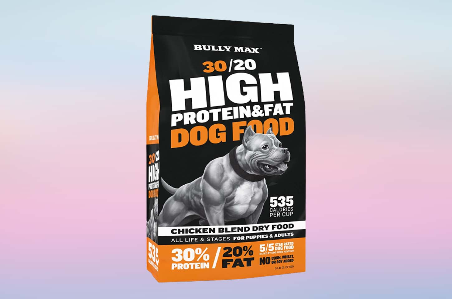 best-dog-food-for-american-bully
