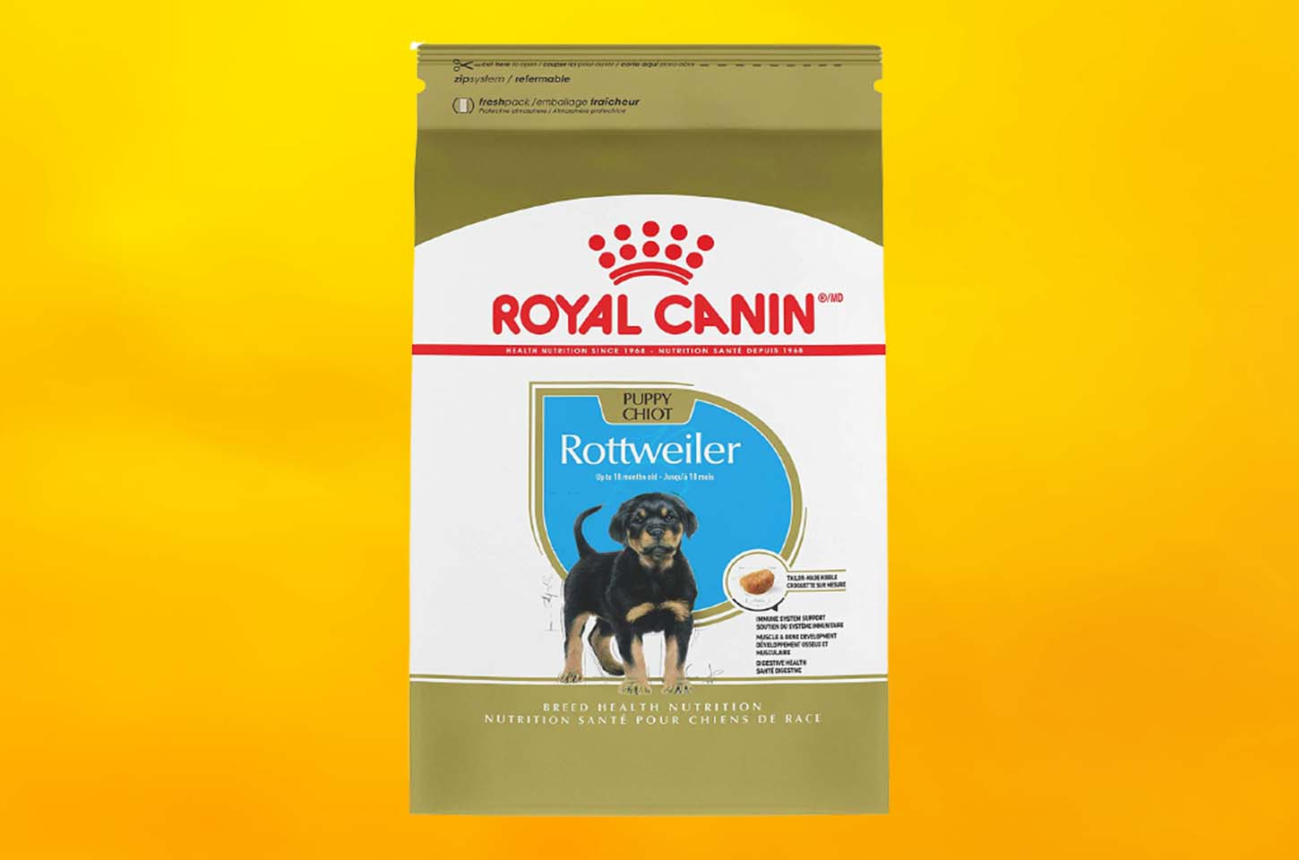 best-dog-food-for-rottweilers
